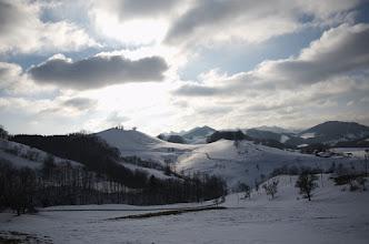 Photo: West view from Wisen, Solothurn, Switzerland.