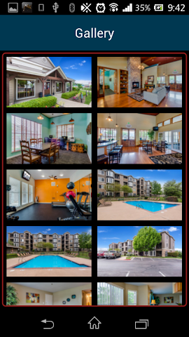 android Mountain Ranch Apartments Screenshot 1