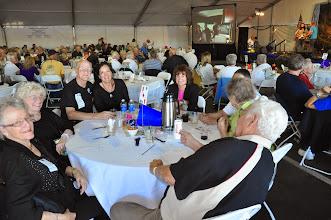 Photo: Dorothy, Terri, Jack Lucinda Terri Porcaro, Ric Wetherell North Bend Mayor, Crystal Shoji, Coos Bay Mayor