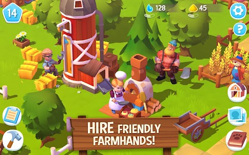 FarmVille 3 – Animals 1.4.12041 Apk + Mod (Money) for Android FREE 5