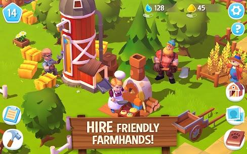 FarmVille 3 – Animals Mod Apk (No Water Cost) 5