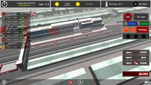 Race Master MANAGER 1.0.14 screenshots 4