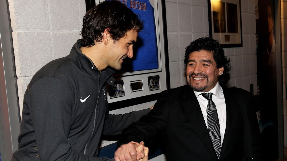 Rafael Nadal leads tennis world in paying respect to Diego Maradona