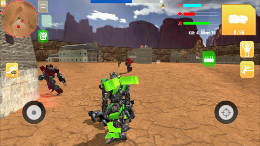 Robot War Free Fire - Survival battleground Squad 1.0 de.gamequotes.net 2