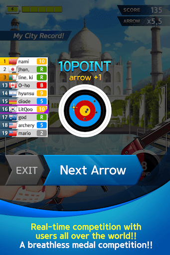 Télécharger ArcheryWorldCup Online apk mod screenshots 1