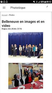Belleneuve - náhled