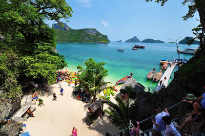 Day Trip to Angthong Marine Park by Speed Boat from Koh Samui