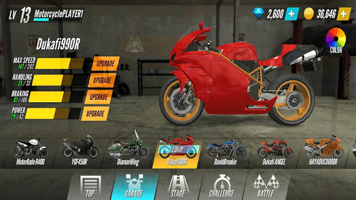 Motorcycle Racing Champion 1.1.0 screenshots 7