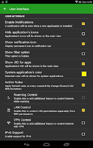AFWall+ (Android Firewall +) v2.2.3