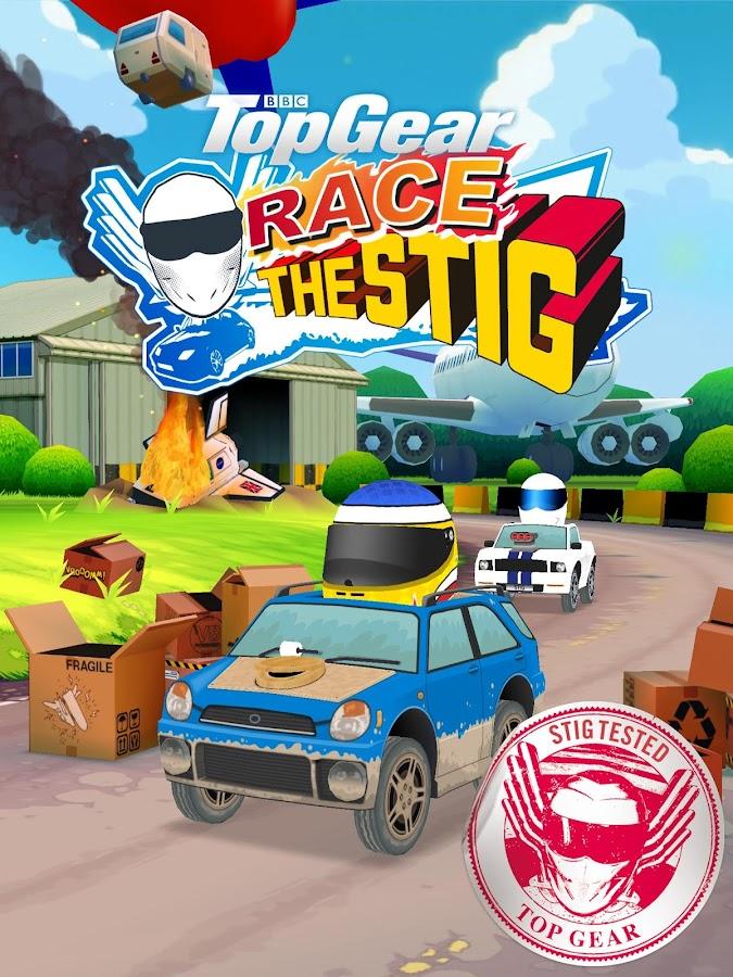 Top Gear : Race the Stig- screenshot