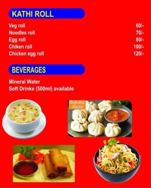 Hum Tum Foodies menu 2