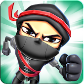 Ninja Race - Fun Run Multiplayer