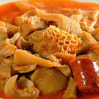 Spanish Callos #PhilippineRestaurantMenu