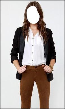 Women With Jeans Fashion Photo Editorのおすすめ画像2