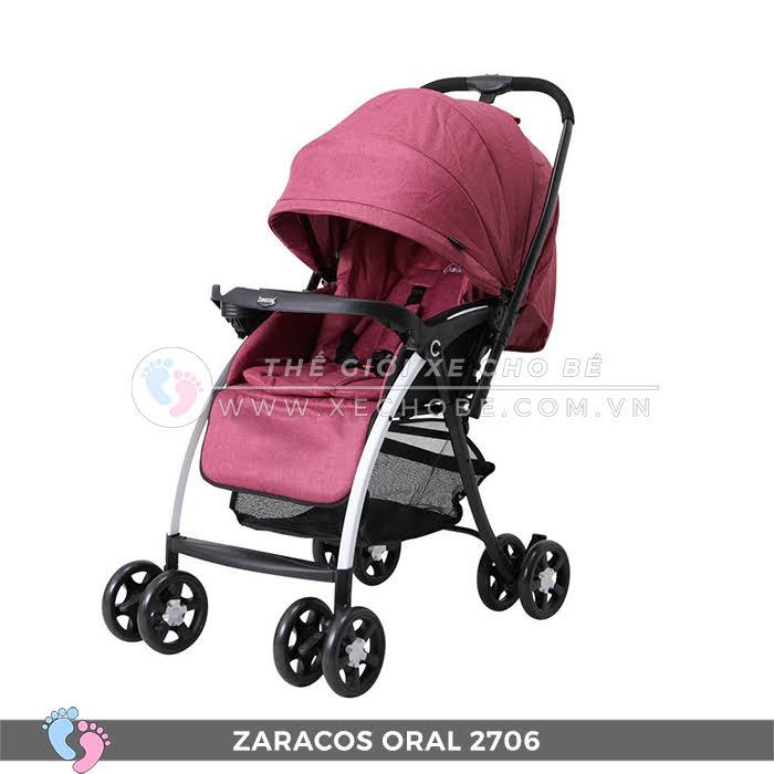 Xe đẩy 2 chiều Zaracos ORAL 2706 9