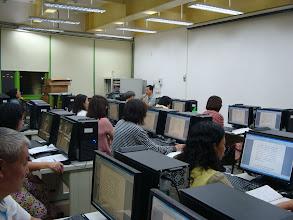 Photo: 20111017頭份(一)電腦軟體應用與實作MS Office Word與Excel002