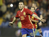 Santi Cazorla fait son retour au sein de la sélection espagnole quatre ans après