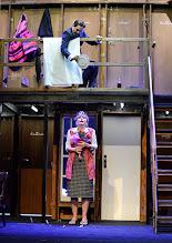 Photo: Wien/ Kammerspiele: DER NACKTE WAHNSINN von Michael Freyn. Inszenierung: Folke Braband. Premiere 14.10.2015. Alexander Pschill, Ulli Maier. Copyright: Barbara Zeininger