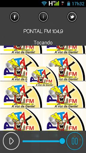PONTAL FM 104 9
