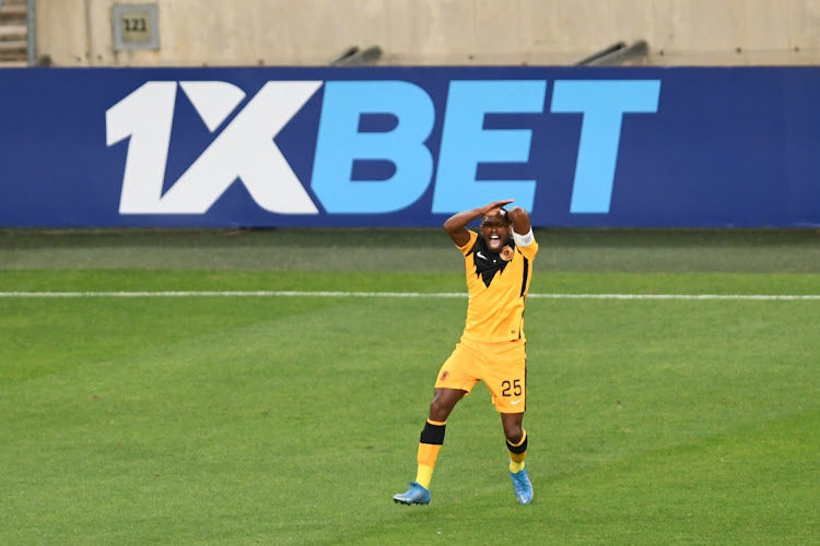 Bernard Parker will reach a decade at Kaizer Chiefs in June 2021.