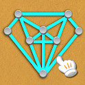One Touch Line Puzzle icon