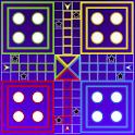 Glow ludo - Dice game icon