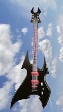 Photo: Eddie's Guitar