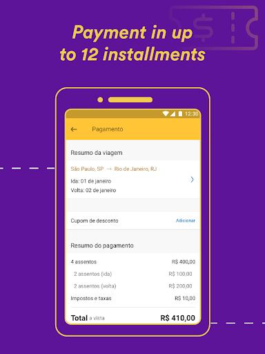 ClickBus - Bus Tickets 3.14.3 screenshots 12