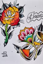 Perle tattoo