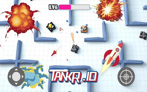 Tankr.io - Tank Realtime Battle Screenshot