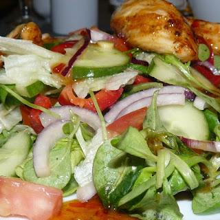 Easy Low Fat Chicken Salad