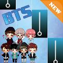 BTS Piano Tiles KPOP icon