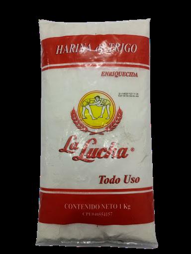 harina de trigo la lucha todo uso 1 kg