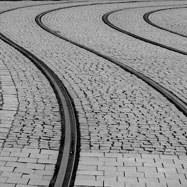 by Dušan Gajšek - Black & White Buildings & Architecture ( ju?na moravska )