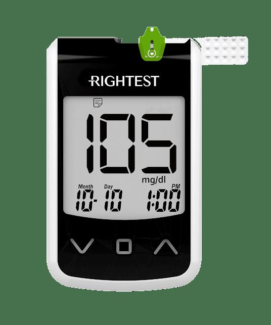 أحدث جهاز لقياس نسبة السكر في الدم, GLUCOMETRE, glycemie