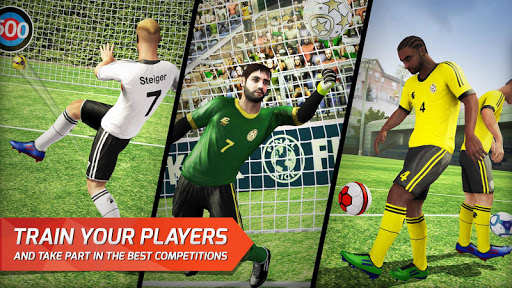 Final kick: Online football 7.5.5 screenshots 15