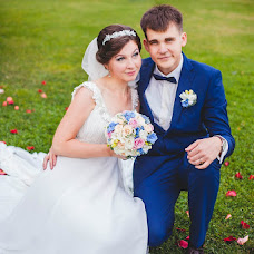 Wedding photographer Anastasiya Volodina (nastifelicia). Photo of 12.08.2015