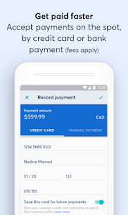 Invoice By Wave Apps On Google Play - Invoice wave