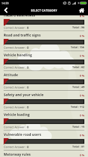 Smart Learner Theory Test Free- screenshot thumbnail
