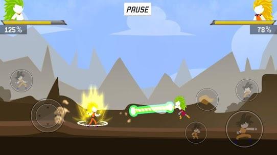 Stick Shadow: War Fight Apk Mod (Dinheiro Infinito) 4