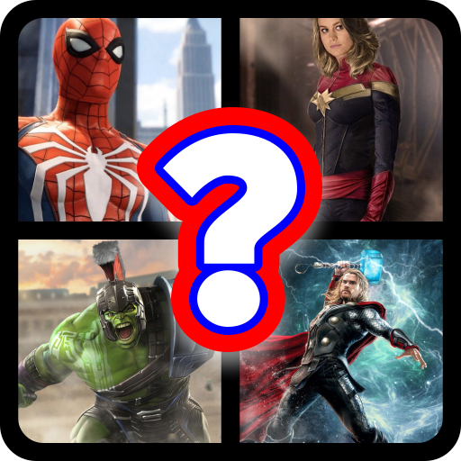 Marvel Characters 2018 - Guess