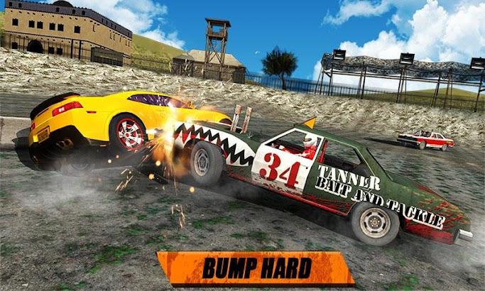 Whirlpool Car Derby 3D screenshot
