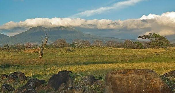 Parque Nacional Vulcão Tenório