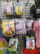 Photo: Cute girl Halloween costumes.
