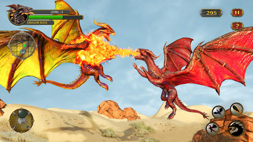 Dragon Simulator Attack 3D Game 2.2 screenshots 13
