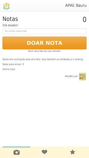 APAE Bauru NotaBê
