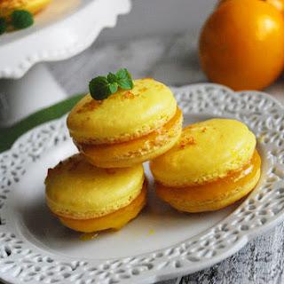 Lovely Lemon Macarons