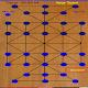Download sholo guti(ষোল গুটি)-sixteen beads-tiger trap For PC Windows and Mac