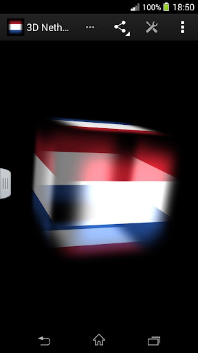 3D Netherlands Live Wallpaper