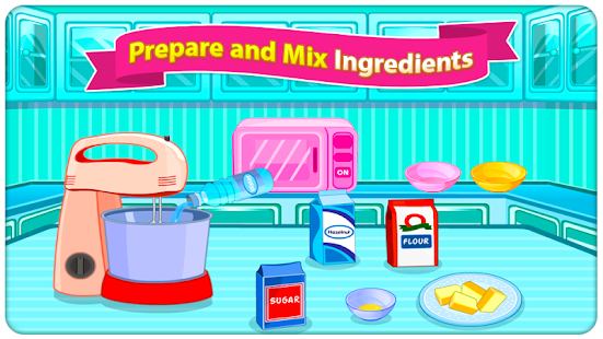 Fruit Tart - Cooking Games- screenshot thumbnail